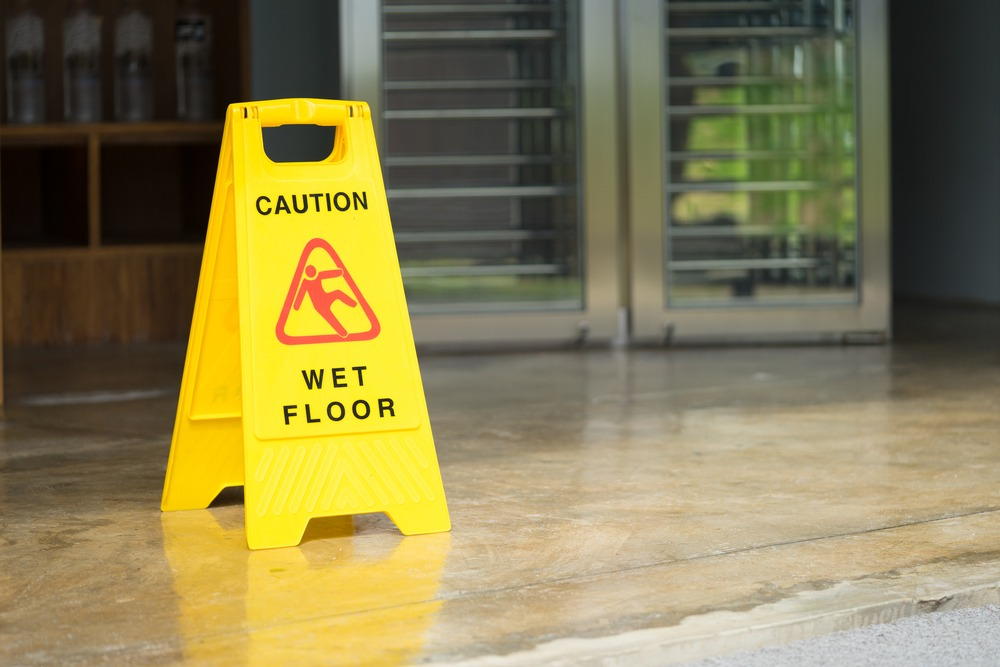 Tampa Slippery Floors Lawyer